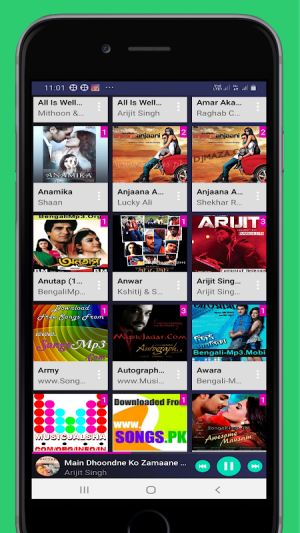 Android Dolby Music Player : HD Audio Player With EQ Screen 5