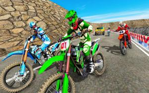 Dirt Bike Racing 2020: Snow Mountain Championship 1.0.9 Screen 12
