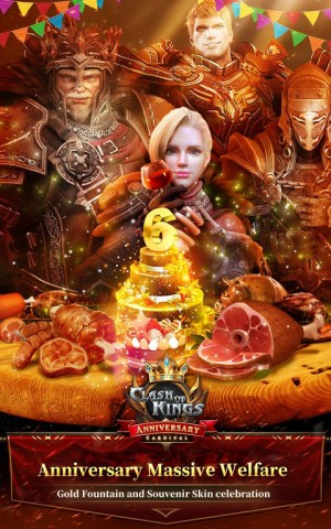 Clash of Kings : Newly Presented Knight System 6.11.0 Screen 6