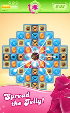 Candy Crush Jelly Saga 2.39.4 Screen 10