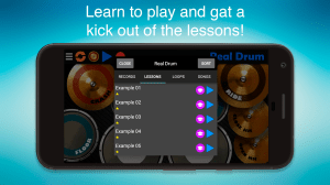 Real Drum - The Best Drum Pads Simulator 8.7 Screen 8