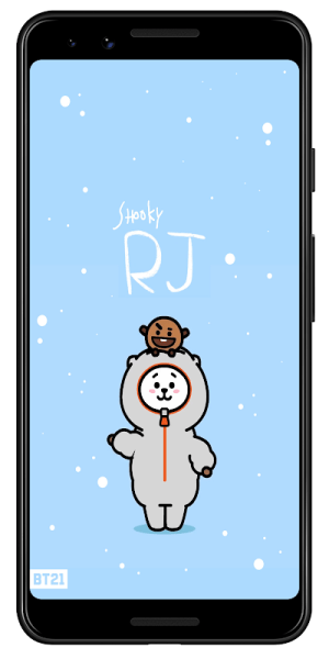 BT21 HD Wallpapers and Backgrounds 1.5 Screen 6