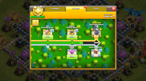 Clash of Clans 14.0.2 Screen 7