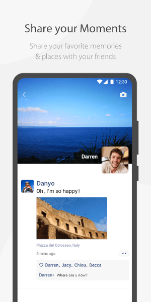 Android WeChat Screen 11