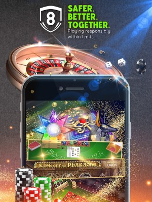 Android 888 Casino: Slots, Live Roulette & Blackjack Games Screen 8