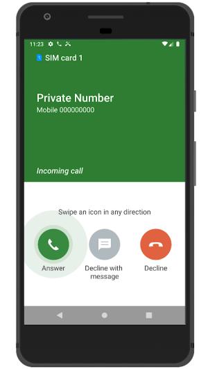 Android Fake Call - Prank Screen 10