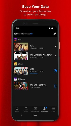 Netflix 7.73.1 build 15 35102 Screen 12