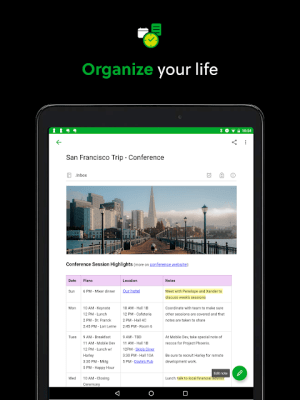 Evernote - stay organized. 8.12.5 Screen 15