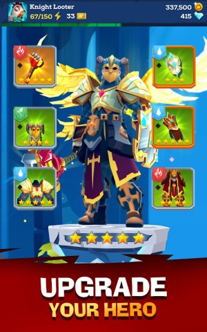 The Mighty Quest for Epic Loot 7.0.0 Screen 17
