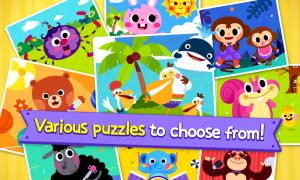 PINKFONG Kids Puzzle Fun 9 Screen 4