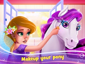 Android Tooth Fairy Horse - Caring Pony Beauty Adventure Screen 6