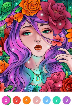 Paint By Number - Free Coloring Book & Puzzle Game 2.6.1 Screen 3