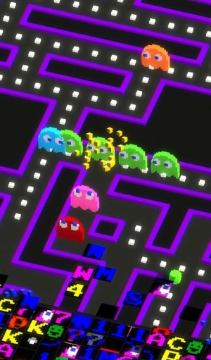 PAC-MAN256 2.0.2 Screen 2