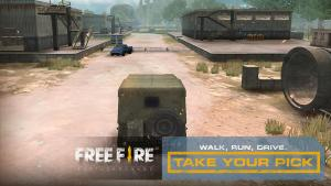 Free Fire - Battlegrounds 1.6.14 Screen 4