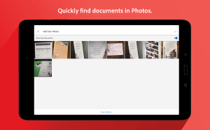 Adobe Scan: PDF Scanner, OCR 19.07.16 Screen 14