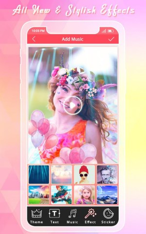 Birthday Photo Video Maker 1.3 Screen 5