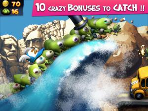 Android Zombie Tsunami Screen 11