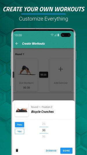 7 Minute Workouts FREE 4.3.64 Screen 17