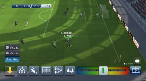PES CLUB MANAGER 4.5.0 Screen 1