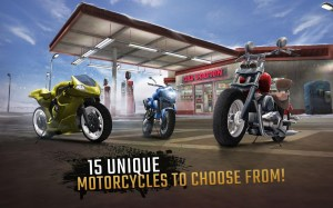 Android Moto Rider GO: Highway Traffic Screen 19