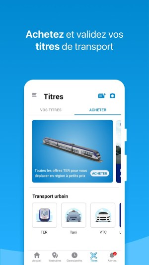 SNCF 10.72.0 Screen 2