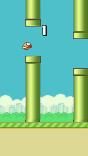 Flappy Bird 1.3 Screen 6
