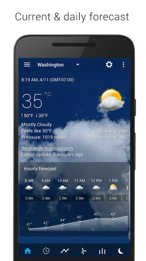 Transparent clock weather (Ad-free) 3.00.06 Screen 11
