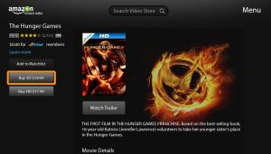 Amazon Instant Video-Google TV FireTv.258.47601 Screen 2