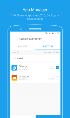 Android All-In-One Toolbox (Cleaner) Screen 4