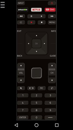 TV Remote 0.0.6 Screen 2