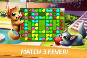 Meow Match: Cats Matching 3 Puzzle & Ball Blast 0.9.1 Screen 13