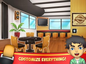 Android My Coffee Shop - Coffeehouse Management Game Screen 6