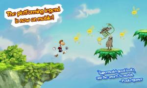 Rayman Jungle Run 2.0.8 Screen 6