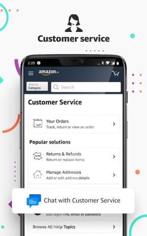 Amazon India Online Shopping 18.5.2.350 Screen 4