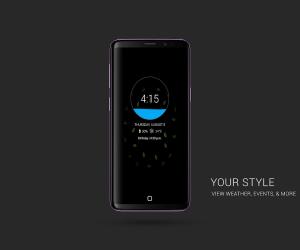 Always on AMOLED   Edge Lighting 🌟 4.2.7 Screen 4