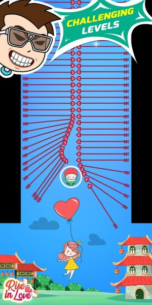 Android Rise in Love - Innovana Games Screen 1