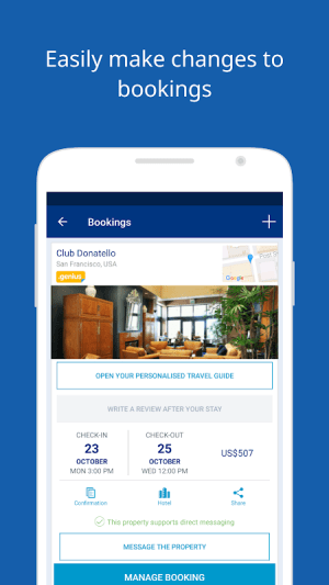 Booking.com - Book hotels, houses, cottages & more 21.8.0.1 Screen 8