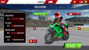 Android Bike Race X Speed Screen 1