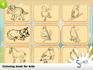 parrot coloring book 1.0.190417 Screen 9