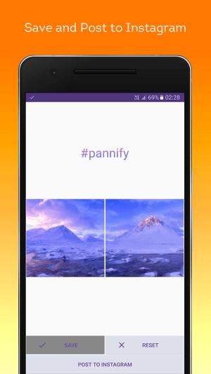 Pannify Insta Panorama (No Ads) 1.8 Screen 2