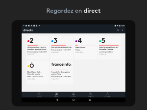 france•tv : direct et replay 8.9.2 Screen 5