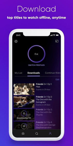 HBO Max: Stream HBO, TV, Movies & More 50.1.0.64 Screen 10