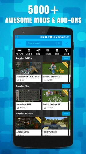 Mods & Addons for Minecraft PE 1.15.1 Screen 2