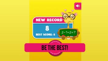 Math Genius Screen