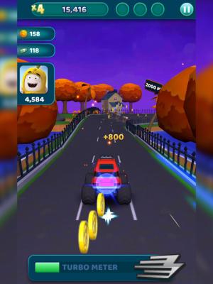 Android Oddbods Turbo Run Screen 11