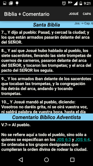 Pack Adventista 1.8.11 Screen 12