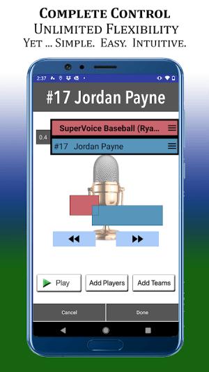 BallparkDJ Walkout Intros 10.0.2 Screen 6