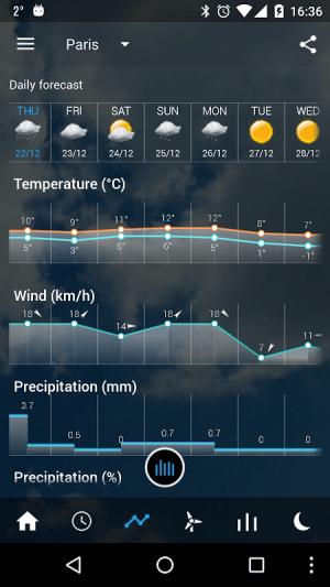 Transparent clock weather Pro 0.99.02.39 Screen 8