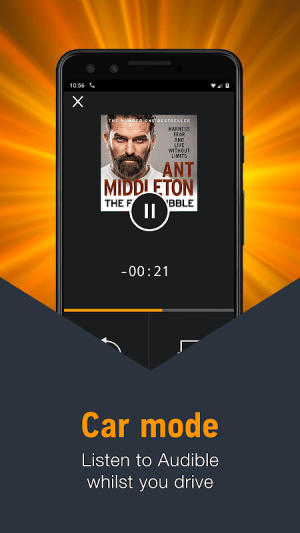 Audible - Audiobooks and original series 2.63.0 Screen 5