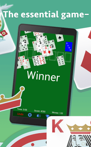 Solitaire 4.0.1 Screen 12